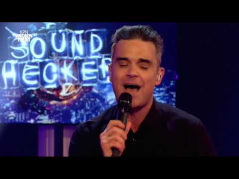 Robbie Williams - Party Like A Russian (Live @ Soundcheckers HD)