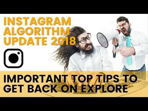 Instagram Algorithm 2018 changes & how to go viral on the explore page with Instagram - Shadowban