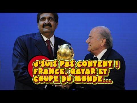 J'SUIS PAS CONTENT ! #12 - France, Qatar et coupe du monde...