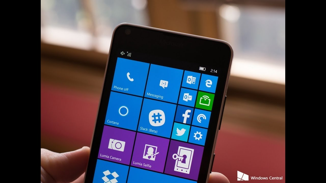 install android apps on windows phone 10 lumia 540