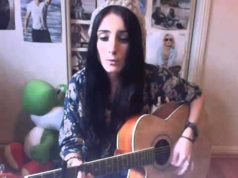 Wonderwall - Oasis (Acoustic cover) Amy Terry
