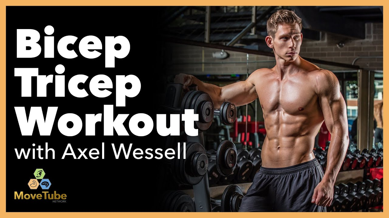 full minute bicep and tricep gym workout nsl athletic pro full 30 minute bicep and tricep gym workout nsl athletic pro axel wessell