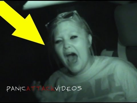 Funny Reactions Of People Getting Scared