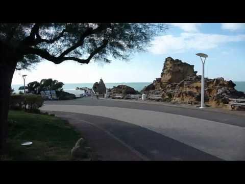 Biarritz - Promenade dans Biarritz