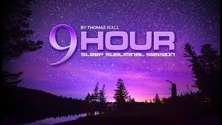 Overcome Memories of Abuse & Trauma - (9 Hour) Sleep Subliminal Session - By Thomas Hall