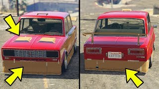 GTA 5 Online - 10 Things About The RUNE CHEBUREK You Need To Know (GTA 5 Tips, Tricks & Secrets)