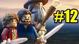 Смотреть Лего Хоббит прохождение #12