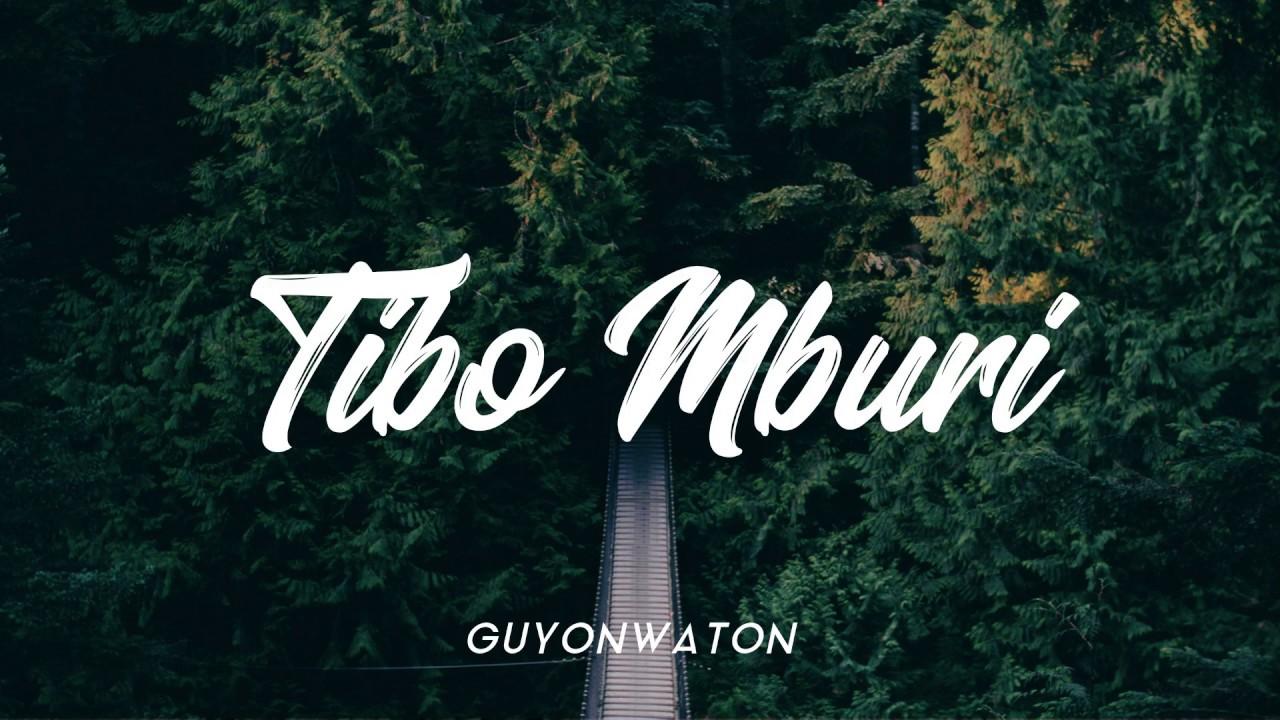 Guyonwaton Tibo Mburi Lirik Hd Unofficial Youtube