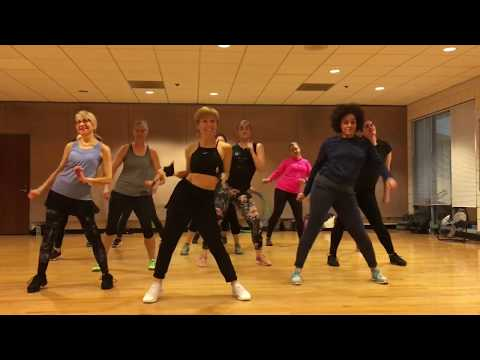 """""""CAKE BY THE OCEAN"""" DNCE - Dance Fitness Workout Valeo Club"""