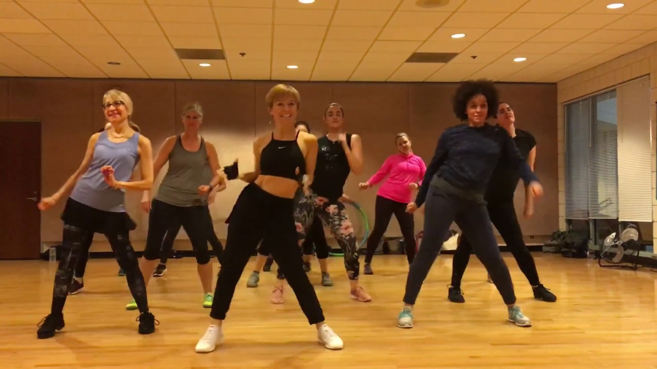"""CAKE BY THE OCEAN"" DNCE - Dance Fitness Workout Valeo Club"