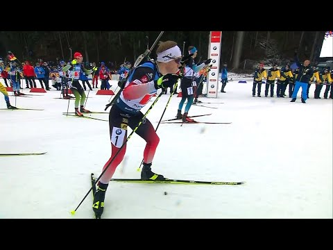 Ruhpolding Men's Relay | 2019–20 Biathlon World Cup