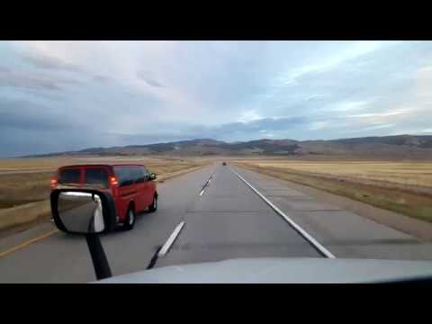 BigRigTravels LIVE! Nephi to St. George, Utah Interstate 15 South-Oct. 17, 2018