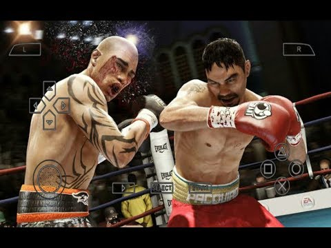 Fight Night Round 3 100mb Highly Compressed Psp Android 2019 Offli New
