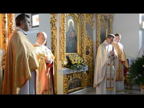 Подячне слово Протоігумена о. Йоана Школика ЧСВВ У Малоберезнянському монастирі
