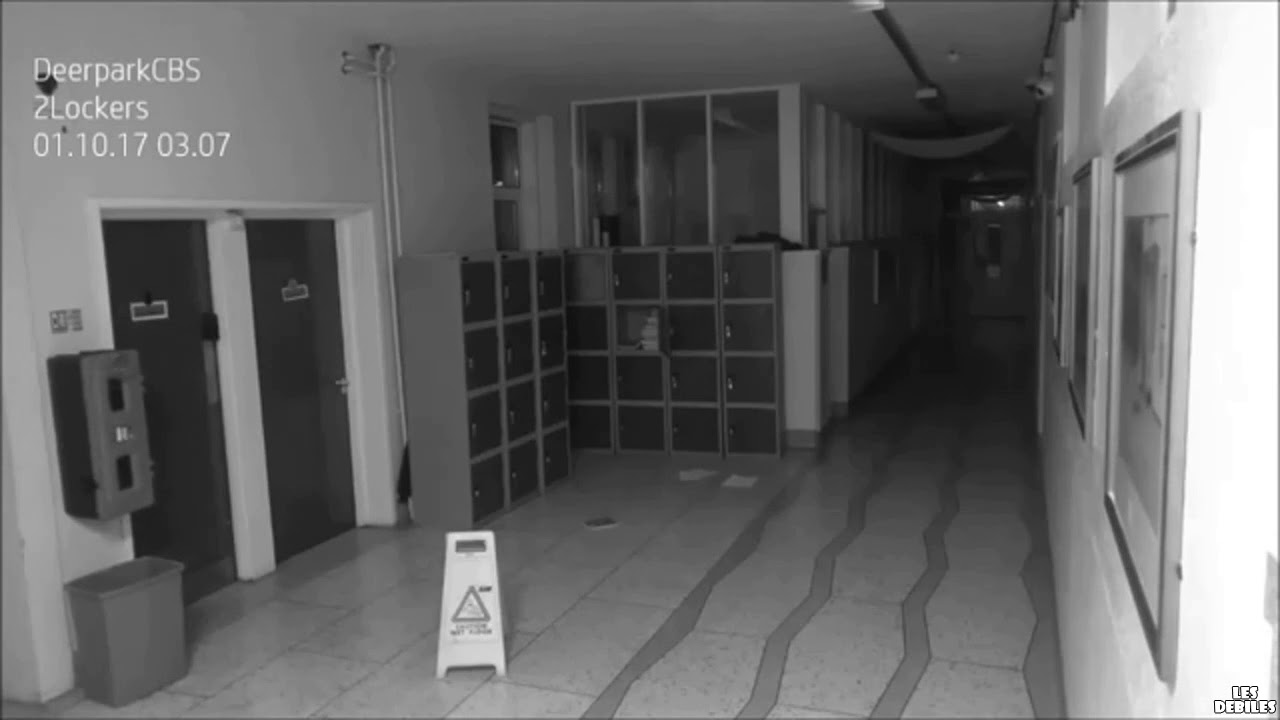 ظواهر خوارق في مدرسة مسكون