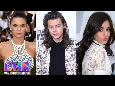 Harry Styles & Kendall Jenner Dating Again - Camila Cabello Anxiety Breakdown On Stage (DHR)