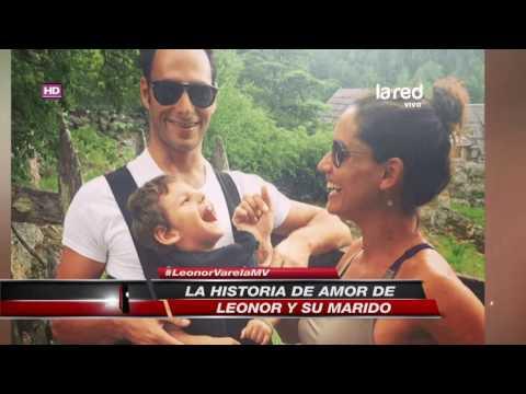 La romántica historia de amor entre Leonor Varela y su esposo