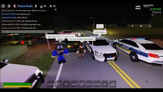 Roblox Emergency Response: Liberty County Police Tribute Races!