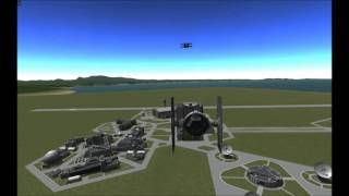 KSP - X-Wing Vs. TIE-Fighter - Star Wars Crafts