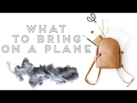 What To Pack in a CARRY ON Bag | Travel Essentials