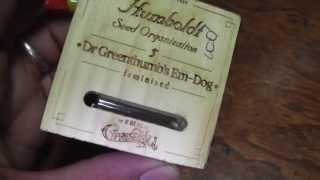 Humboldt Seed Organization Dr. Greenthumb