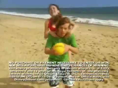 Miley Cyrus And Jason Earles Pass It On Sweepstakes Commercial
