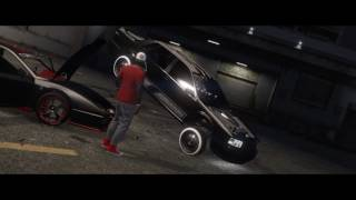 GTA V ONLINE | Low & Slow Car Show ft. OG MURK & Diekilla | HT & Prodigy of the Hood Productions