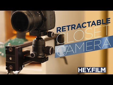 Retractable Closet Camera | Hey.film podcast ep53