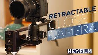 Retractable Closet Camera | Hey.film podcast ep53