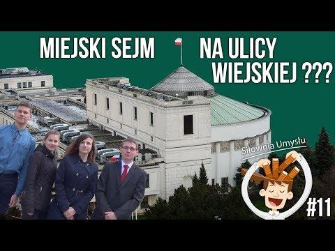 Dlaczego Sejm RP jest na Wiejskiej??? | Siłownia Umysłu | GF Tadek | ZSP 2 Stalowa Wola