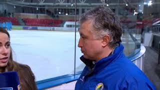 Александр Савицкий - о втором матче сборных Украины и Казахстана