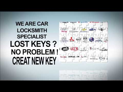 Auto locksmith Norwalk CT 877.411.7484 Car Keys Replacement