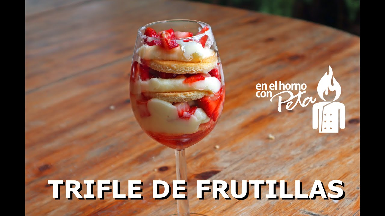 Trifle de Frutillas