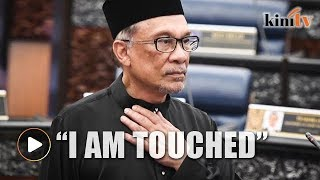 PM postponed meeting to attend swearing-in ceremony, says Anwar
