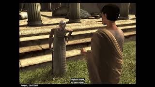 "Playthrough: ""Pompei: The Legend of Vesuvius / TimeScape: Journey to Pompeï"" day 4/4 END"