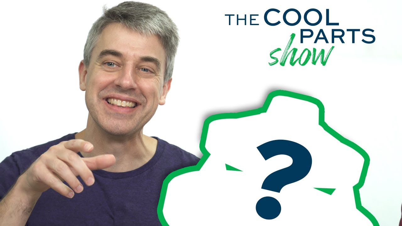 The Cool Parts Show, Episode 1: This Rocket Fuel Injector Is a Solid Part That Contains a Working Motor
