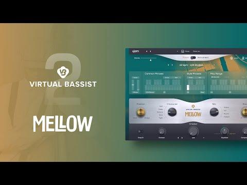 UJAM Presents: Virtual Bassist MELLOW 2