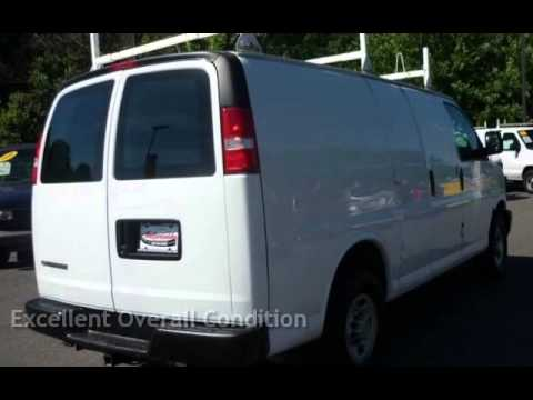 2007 Chevrolet Express 2500 Cargo Van for sale in East Windsor NJ