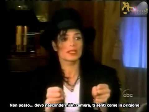 Michael Jackson 1997 Barbara Walters full interview hq + outtake sub ita.avi