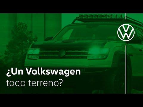 Conoce Atlas Tanner Foust SEMA concept   Volkswagen