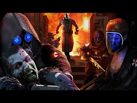 Resident Evil Operation Raccoon City - FULL GAME U.S.S. Campaign Walkthrough No Commentary