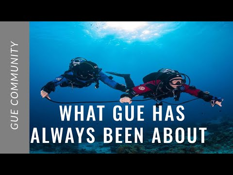 What GUE has always been about