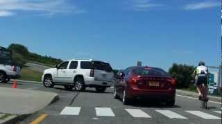 Montauk Highway (NY 27 Montauk Point) eastbound
