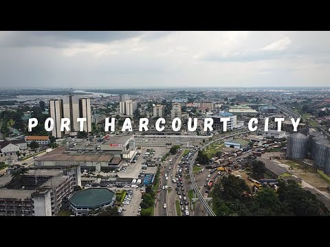 This is Port Harcourt City