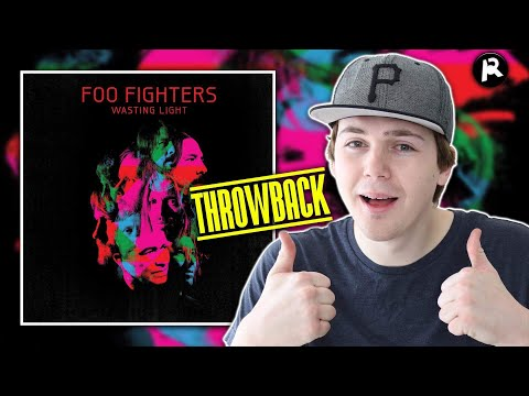 FOO FIGHTERS - WASTING LIGHT (2011) | ALBUM REVIEW