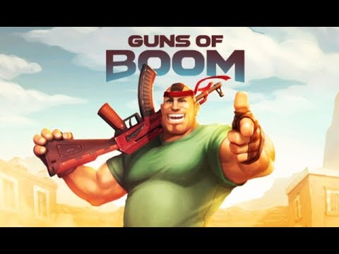 Guns of Boom - This Game is Super Fun - Part 1 [Android Gameplay]