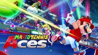 Mario Tennis Aces! #7