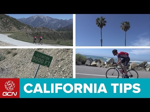 Top 10 Tips For Riding In California