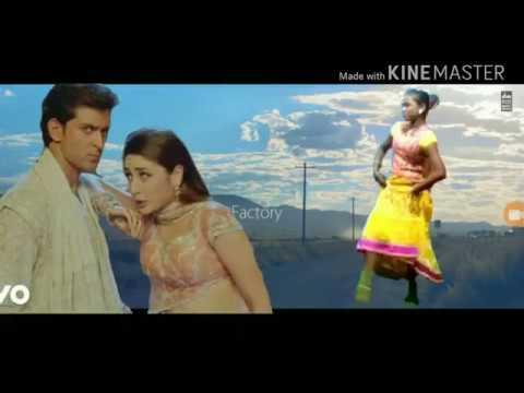 k3G -Bole Chudiyan video(Lucal Dance) Amitabh-Shah Rukh' Kareena'-Hrithik (Dole Dole Dance)😂