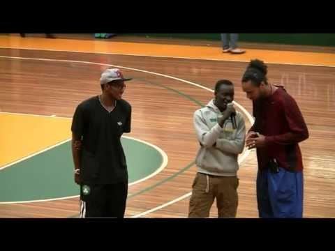 Daniel James interviews Jermaine Williams and Yusuf Qaafow